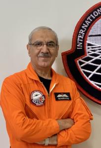 Former safety manager Muhammad Farooq at ITPS.
