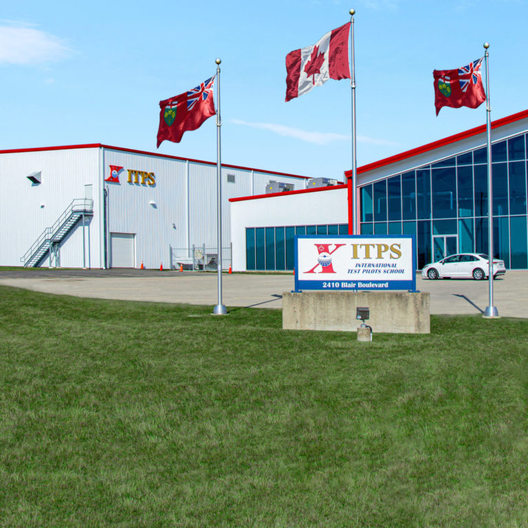 The ITPS building in London Ontario.